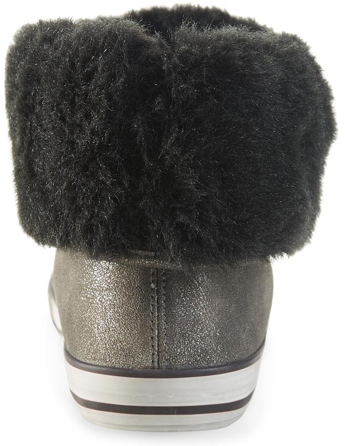 Aeropostale Faux Fur Sneaker