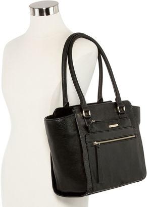 LIZ CLAIBORNE Liz Claiborne Paulina Tote Bag $80 thestylecure.com