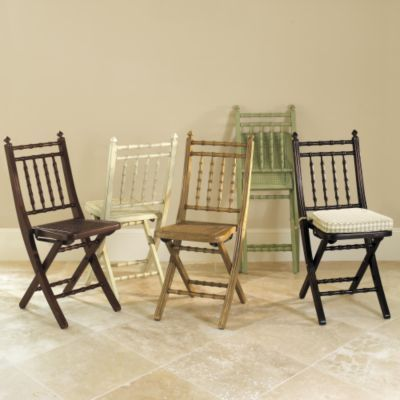 St. Germain Folding Chair