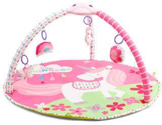 Little Princess Sensory Projector Play Gym