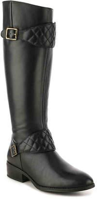 Lauren Ralph Lauren Meveah Wide Calf Boot - Women's