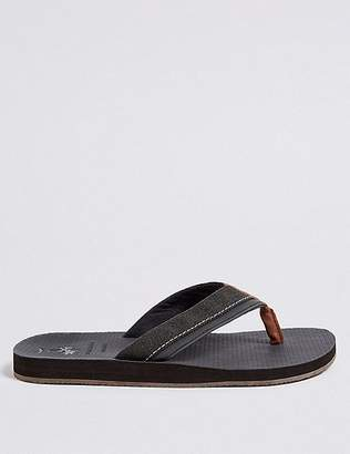 Marks and Spencer Perforated Slip-on Flip Flops