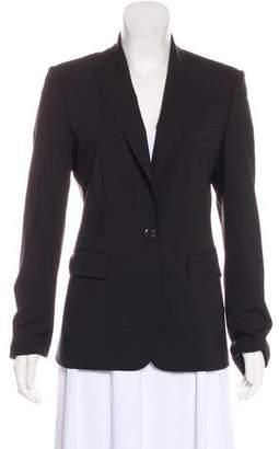 HUGO BOSS Boss by Virgin Wool Structured Blazer