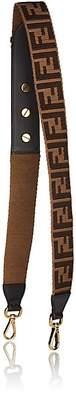Fendi Women's Canvas Shoulder Strap - Brown
