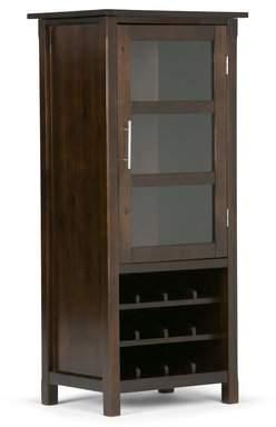 Simpli Home Bridgeton Bar Cabinet