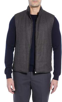 Corneliani Classic Fit Reversible Vest