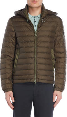 Peuterey Quilted Hooded Down Jacket