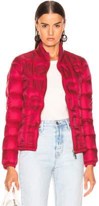 Moncler Vilnius Jacket in Pop Pink | FWRD