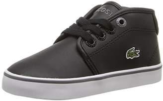 7fbac8a4d Lacoste Kids  Ampthill 316 2 SPI BLK Sneaker