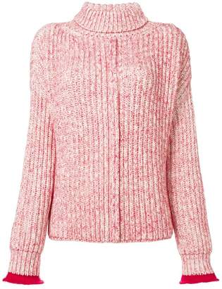 Chloé knitted roll-neck sweater