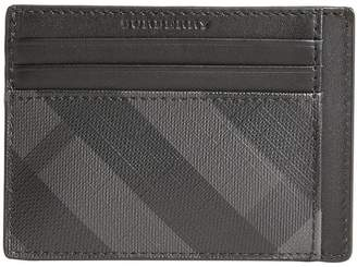 Burberry Check cardholder