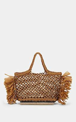 Altuzarra Women's Espadrille Small Raffia Tote Bag - Neutral