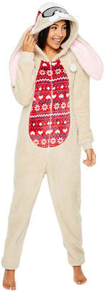 Asstd National Brand Long Sleeve One Piece Pajama