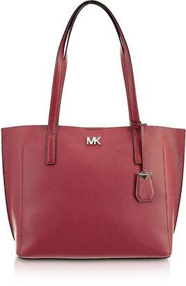 Michael Kors Pebbled Leather Ana Medium EW Bonded Tote Bag