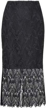 Diane von Furstenberg Lace skirt