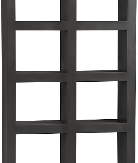 Crate & Barrel Shadow Box Tower