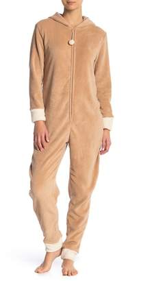Couture PJ Reindeer Jumpsuit