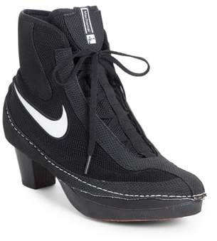 Comme des Garcons x Nike Heeled Bootie
