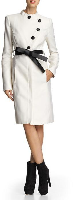 Rachel Zoe Cheryl Asymmetrical Coat