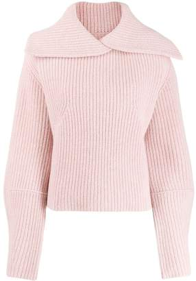 Zadig & Voltaire Zadig&Voltaire Arleen cable-knit jumper