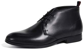 HUGO Boheme Leather Desert Boots