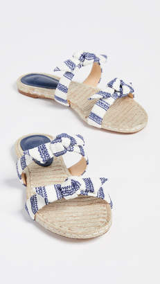 Alexandre Birman Clarita Braided Slide Sandals