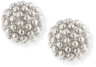 Meredith Frederick Kate Sterling Silver Ball Earrings