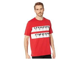 Lacoste Short Sleeve Jersey Mickey T-Shirt