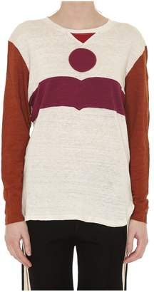 Etoile Isabel Marant Kepler Long Sleeves Tshirt