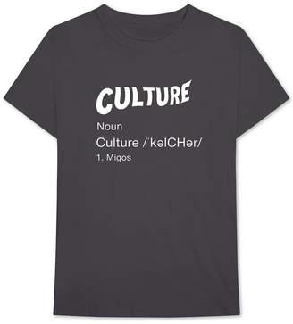 Bravado Migos Culture Definition Men's Graphic T-Shirt