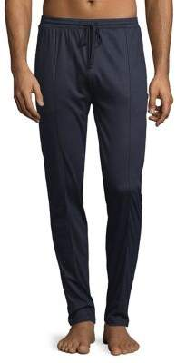 BOSS Drawstring Tapered-Leg Pants