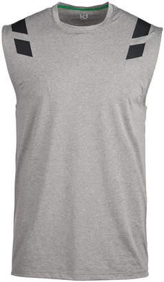 Id Ideology Men's Shoulder Graphic Sleeveless T-Shirt