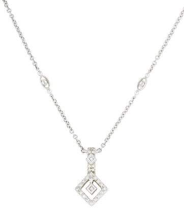 Charriol Charriol 18K Diamond Pendant Necklace