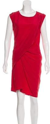 AllSaints Ayla Silk Dress