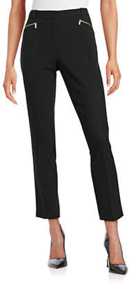 Calvin Klein Zip Pocket Dress Pants
