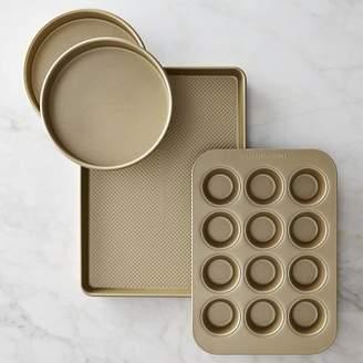 Williams-Sonoma Williams Sonoma Goldtouch® Nonstick 4-Piece Bakeware Set
