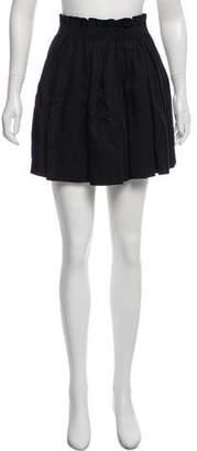 Etoile Isabel Marant Linen-Blend Mini Skirt