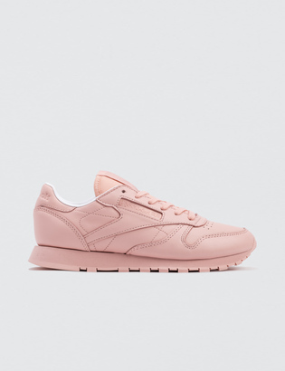 Reebok Classic Leather Pastel Shoe $85 thestylecure.com