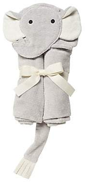 Elegant Baby Elephant Hooded Bath Wrap