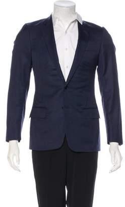Christian Dior Virgin Wool & Silk Blazer