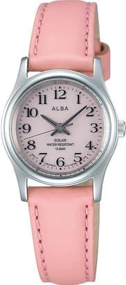 Alba (アルバ) - SEIKO アルバ ALBA ソーラー レディース AEGD560