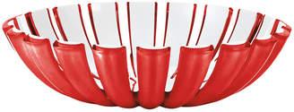 Guzzini Red Grace Acrylic Serving Bowl