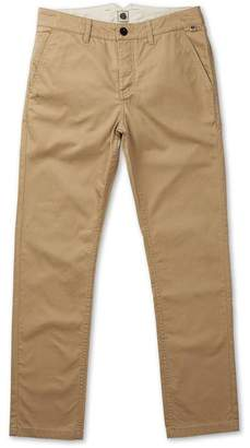 Pretty Green Slim V Notch Waistband Chino