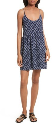 Women's Soft Joie Vadim Print Cotton Slipdress $198 thestylecure.com
