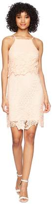 BB Dakota Bryn Bodycon Lace Dress Women's Dress
