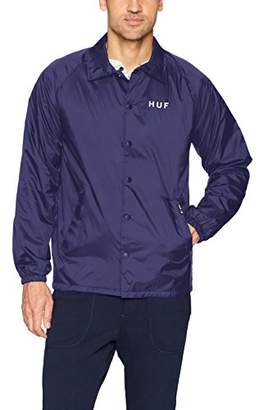 HUF Men's Gradient Og Coaches Jacket