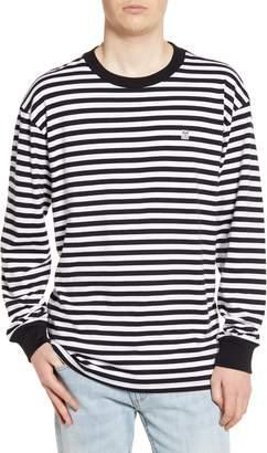 Obey 89 Icon Stripe Box II Long Sleeve T-Shirt