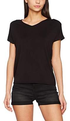 New Look Women's Eyelet Tie 5096628 T - Shirt,6