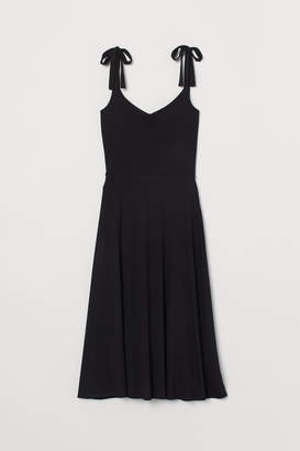H&M Dress with a bell-shaped skirt