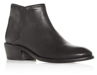 Frye Women's Carson Low-Heel Booties